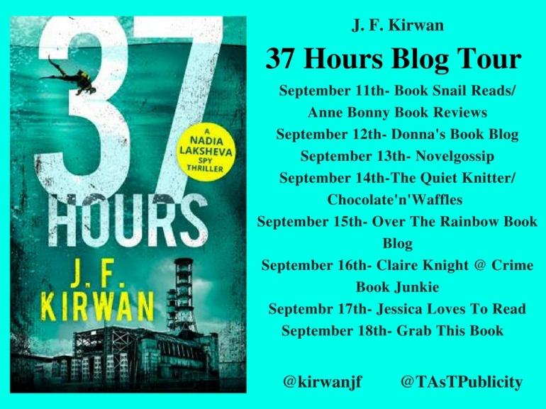 37 Hours Blog Tour